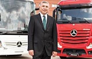 Mercedes-Benz Türk'ün yeni Başkanı Süer Sülün