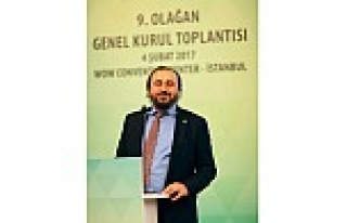 MOSDER'in yeni Başkanı Nuri Öztaşkın oldu