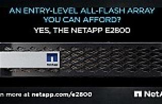 NetApp'tan maliyet düşüren çözümler