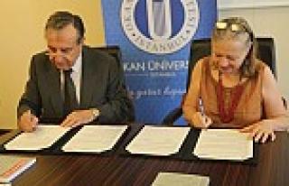 Okan-Finans Kulüp protokolü imzalandı