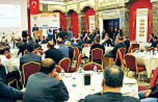 OSBÜK Doğu Anadolu Bölge Toplantısı, Elazığ'da...
