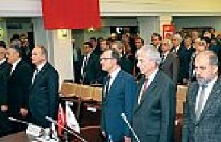 OSBÜK Ege Bölgesi OSB'leri İstişare Toplantısı...