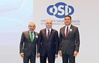 OSD Başkanı Haydar Yenigün oldu