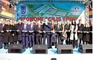Otonomi Ankara'da açıldı