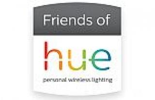 Philips Aydınlatma, 'Hue Arkadaşları' ile akıllı...