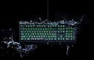 Razer BlackWidow Ultimate artık suya ve toza dayanıklı!