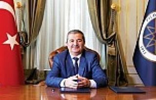 Rektör Bahri Şahin, YTÜ'nün stratejisini açıkladı:...