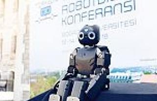 Robotbilimin geleceği Boğaziçi Üniversitesi'nde...
