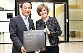 Samsung Electronics ile SAP'tan ortak yatırım