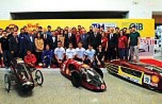 Shell Eco-marathon Türkiye'nin kazananları belli...