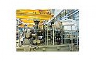 Siemens endüstriyel buhar türbinleri teknoloji ödülü...