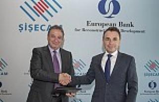 Şişecam ve EBRD, Şişecam Çevre Sistemleri A.Ş.'yi...