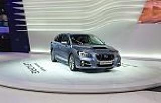 Subaru, LEVORG'un Avrupa  Promiyeri'ni yaptı