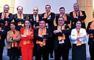 Tahsin Öztiryaki İDDMİB'in yeni başkanı oldu