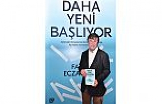 TBV Başkanı Faruk Eczacıbaşı'nın kitabı:...