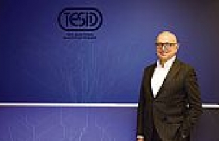 TESİD'in Başkanı Netaş CEO'su C. Müjdat Altay...
