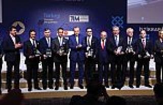 TİM ihracat şampiyonlarını ödüllendirdi
