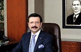 TOBB Başkanı Hisarcıklıoğlu: Ehliyeti olmayan...