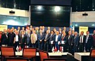 TOSYÖV Mütevelli Heyet Olağan Genel Kurul Toplantısı,...
