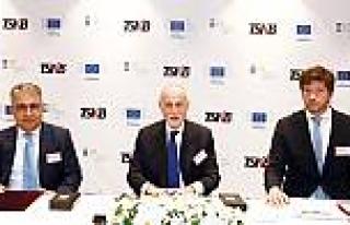 TSKB ve EIF InnovFin KOBİ Garanti anlaşmasını...