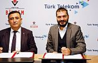 Türk Telekom ve TÜBİTAK BİLGEM işbirliği