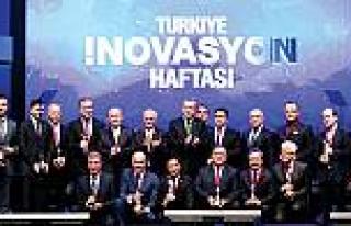 'Türkiye İnovasyon Haftası' 3 günde 50 bin...