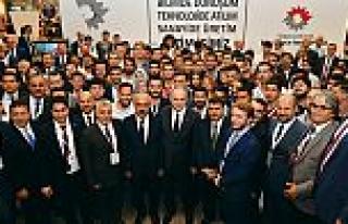 Türkiye'nin Ar-Ge İnovasyon Zirvesi büyük ilgi...