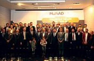 Türkiye'nin yenilenebilir enerji vizyonu MÜSİAD'da...