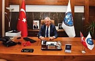 "UAÜ Rektörü Prof.Dr. İsmail Yüksek: ""Bölgesel..."