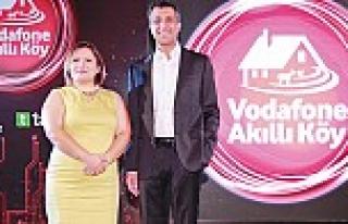 Vodafone Akıllı Köy, dünya tarımına örnek olacak