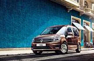 Volkswagen Ticari Araç'tan Caddy modellerine özel...
