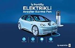 Yatırımcılar için İş Portföy'den 'Elektrikli...