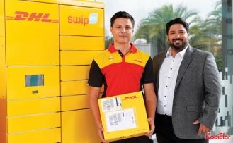 DHL SwipBox ile evde kargo bekleme dönemi sona eriyor