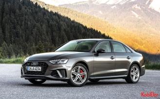 Audi'nin en çok satan modeli A4 güncellendi