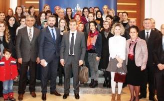 TOSYÖV, Samsunlu kadın girişimcileri eğitti: Bilinçli kadın girişimciler artacak.