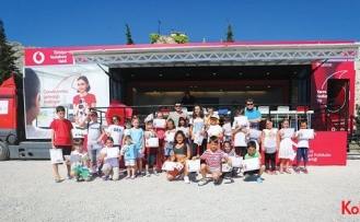Vodafone, Sinop'un köy ve kasabalarına 'Kodlama' götürdü