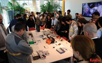 Oyak Renault inovasyon laboratuvarı Innov@OR açıldı