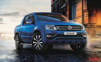 Volkswagen Ticari Araç'tan Amarok Aventura ve Amarok Canyon modellerine özel kampanya