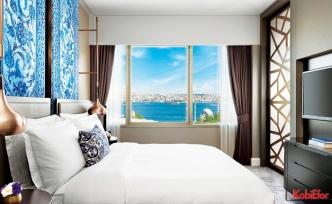 The Ritz-Carlton, Istanbul'daaşk dolu bir gün