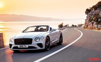 Bentley'in üçüncü nesli, markanın özü
