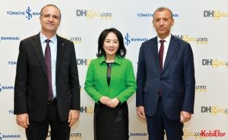 İş Bankası ile DHgate İşbirliği