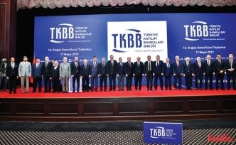 Katılım Bankaları hem büyüdü hem büyüttüTürkiye Katılım Bankaları Birliği'nin (TKBB) 18.Olağan Genel Kurul'u İstanbul'da gerçekleştirildi.