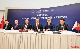 Bursa TSO: Mesleki eğitime yatırım