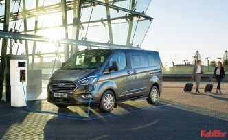 Ford'dan en yeni elektrikli ve hibrit araç modelleri