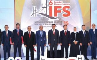 6. İstanbul Finans Zirvesi'nde paranın nabzı düşük