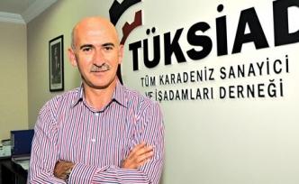 Gümüşay Grup CEO'su ve TÜKSİAD Başkanı Gültekin Şenel;
