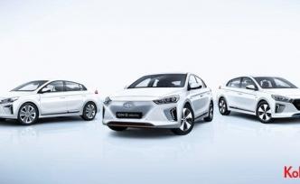 Hyundai IONIQ Ailesi'ne bir ödül de kadınlardan