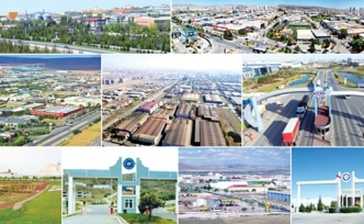 İç Anadolu'daki OSB zenginliğimiz; Kümelenmenin gücü