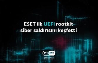 Bu saldırıdan sadece ESET kullanıcıları korunuyor