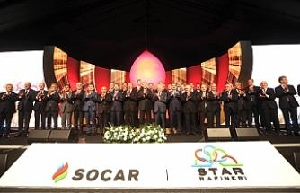 SOCAR'ın dev yatırımı STAR Rafineri açıldı